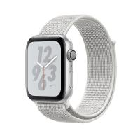 Apple Watch 40 mm Nike+ Silver Aluminum Case with Summit White Nike Sport Loop