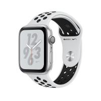 Apple Watch 40mm Nike+ Silver Aluminum Case with Pure Platinum/Black Nike Sport Band