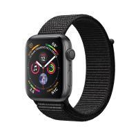 Apple Watch Space Gray Series 4 40mm Aluminum Case with Black Sport Loop