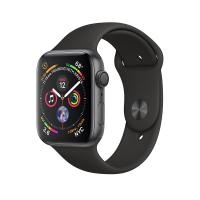Apple Watch Space Gray Series 4 40mm  Aluminum Case with Black Sport Band