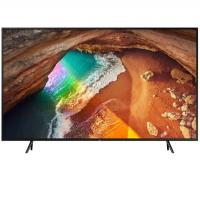 "Телевизор 55"" SAMSUNG55Q60RA титан 3840x2160, Ultra HD, QLED-телевизор, 100 Гц, WI-FI, SMART TV"