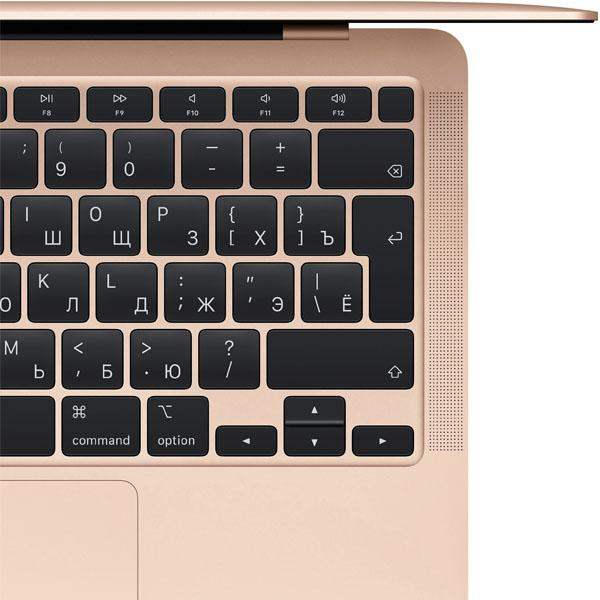 Apple MacBook Air (M1, 2020) 8 ГБ, 512 ГБ SSD Gold (Золотой)
