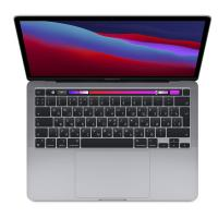 "Apple MacBook Pro 13"" (M1, 2020) 8 ГБ, 512 ГБ SSD, Touch Bar, Space Gray (Графитовый)"
