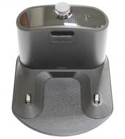 Компактная зарядная база для Roomba с интегрированным зарядным устройством