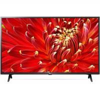 "Телевизор 43"" LG 43LM6300 серебристый 1920x1080, Full HD, 50 Гц, Wi-Fi, Smart TV"