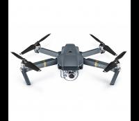 Квадрокоптер DJI Mavic Pro с камерой (без пульта д/у и зарядного устройства)