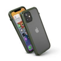 Противоударный чехол Catalyst Influence Case для iPhone 12/12 Pro, цвет Зеленый