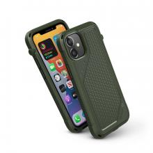 Противоударный чехол Catalyst Vibe Case для iPhone 12 mini, цвет Зеленый
