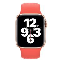 Монобраслет для Apple watch 40mm Pink Citrus Solo Loop