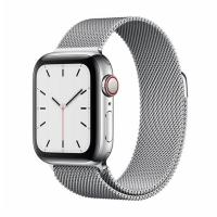 Apple Watch S5 40mm (Cellular) Stainless Steel / Milanese Loop